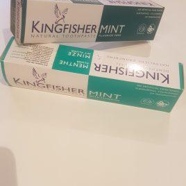 Kingfisher tandkräm mint utan flour
